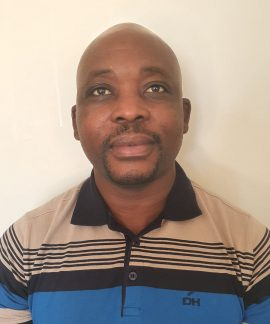 Frank Matiya - Admin Liaison Assistant